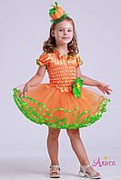 Карнавальный костюм Тыква для девочки, фото 1