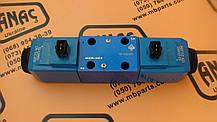 25/MM6394, 25/104700, 25/103000 Электромагнитный клапан (соленоид) на JCB 3CX, 4CX, фото 2