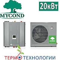 Тепловой насос воздух-вода MYCOND 20 кВт, фото 1