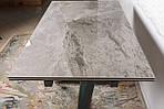 Стол Fleetwood New (Флитвуд Нью) керамика, светло-серый глянец(Бесплатная доставка), Nicolas, фото 4