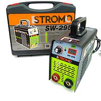 Зварювальний інвертор Stromo SW-295 (дисплей, кейс), фото 1