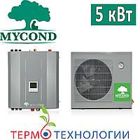 Тепловой насос воздух-вода MYCOND 5 кВт, фото 1