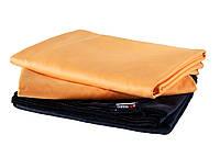 Большое полотенце из микрофибры GannaPro™ размером 80х150 см графит