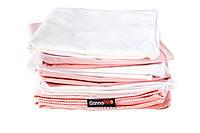 Полотенце из микрофибры GannaPro™ размером 30х30 см белое