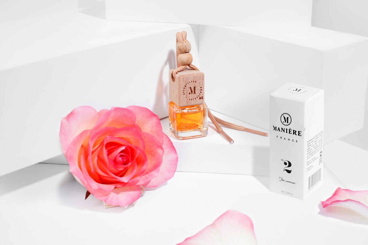 Armani - Si Авто парфюм MANIERE №2 женский аромат
