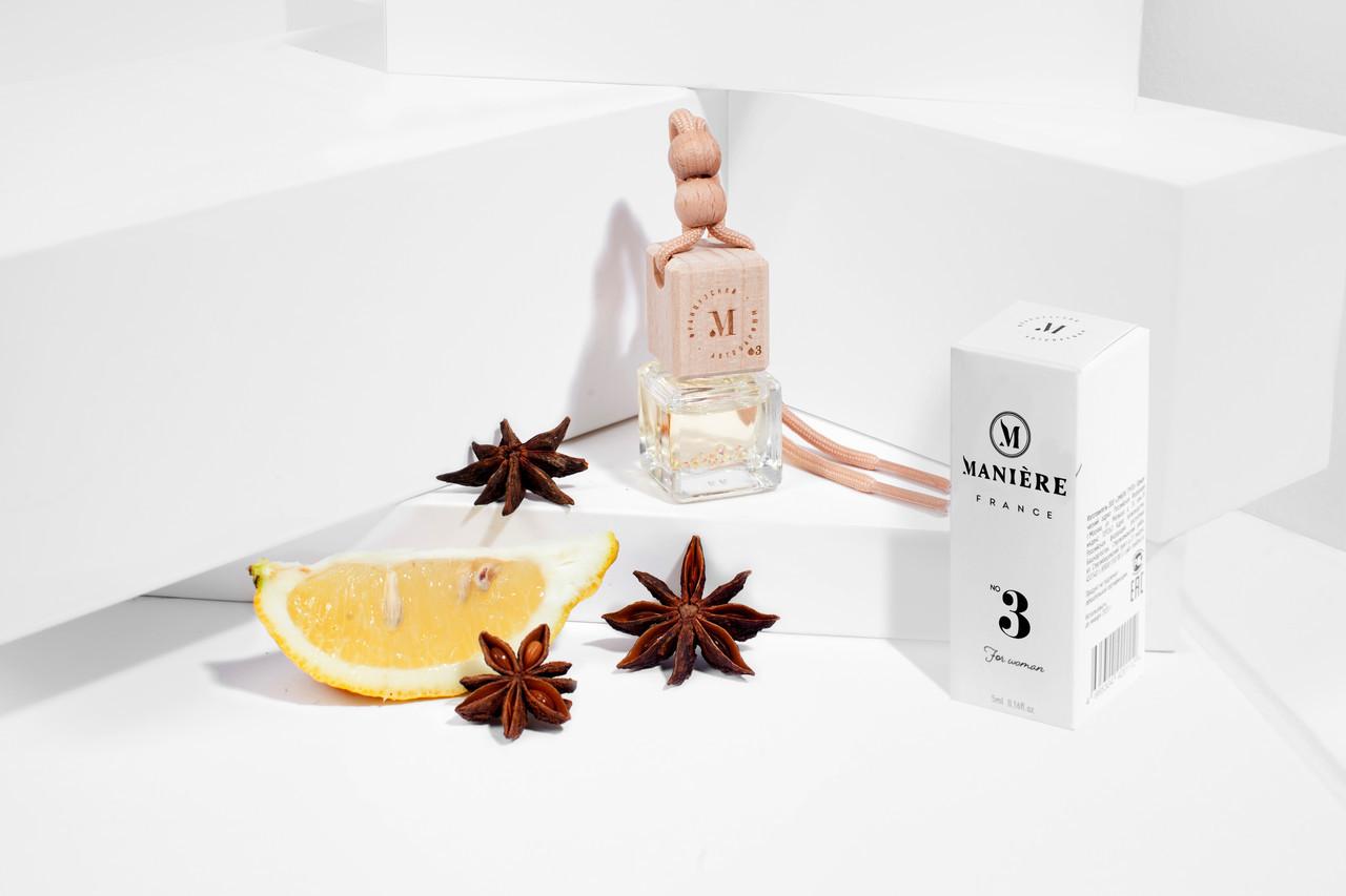 Chanel - Chance Авто парфюм MANIERE №3 женский аромат