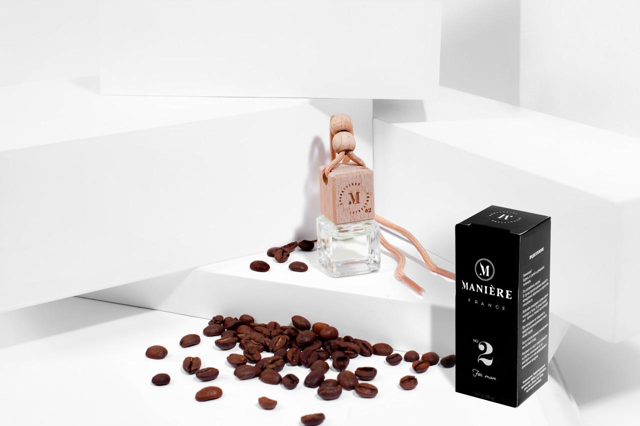 Arabica by Meilleur Авто парфюм MANIERE №2 мужской аромат