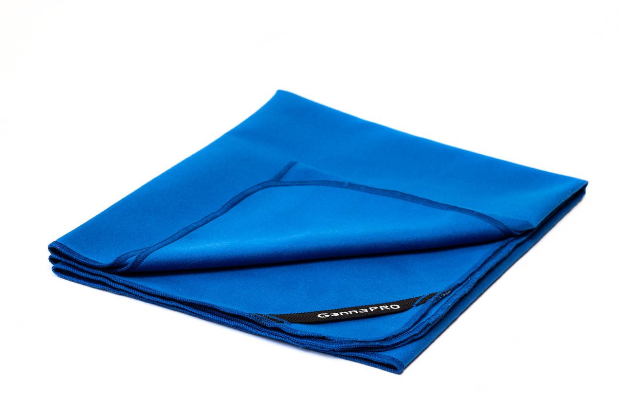 Полотенце из микрофибры GannaPro™ размером 50х80 см синий