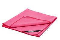 Полотенце из микрофибры GannaPro™ размером 50х80 см розовый