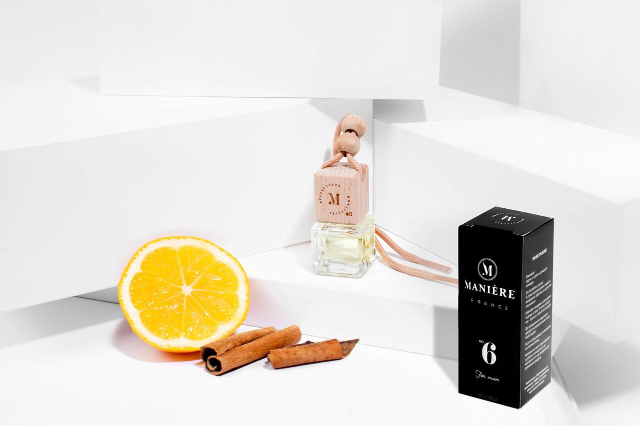 Paco Rabanne - Black XS Авто парфюм MANIERE №6 мужской аромат