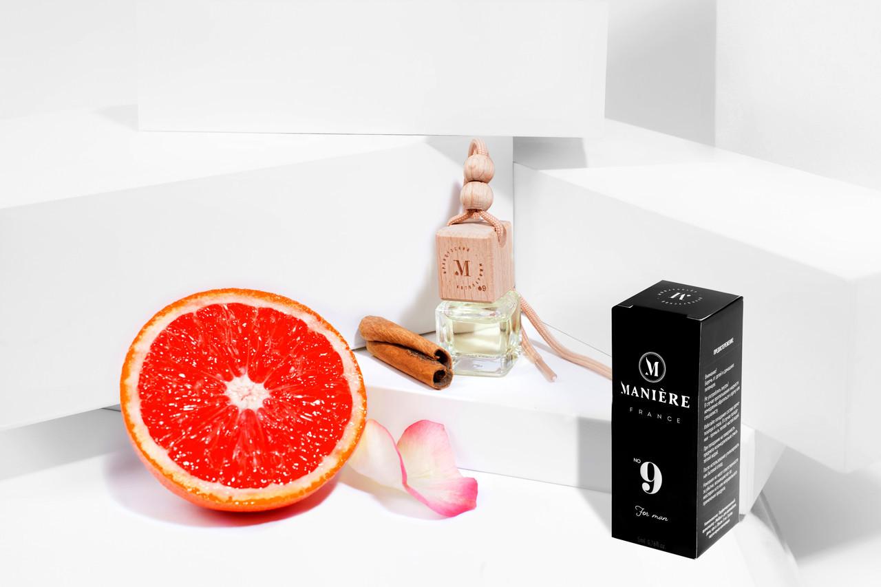 Paco Rabanne - One millionАвто парфюм MANIERE №9 мужской аромат
