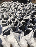 Древесный уголь упакован в бумажный мешок, фото 3