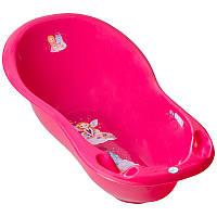 """Детская ванночка 102см Tega """"Princess"""" розовая"""