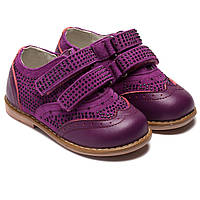 Закрытые туфли Шалунишка - Ортопед, для девочки, размер 24-29