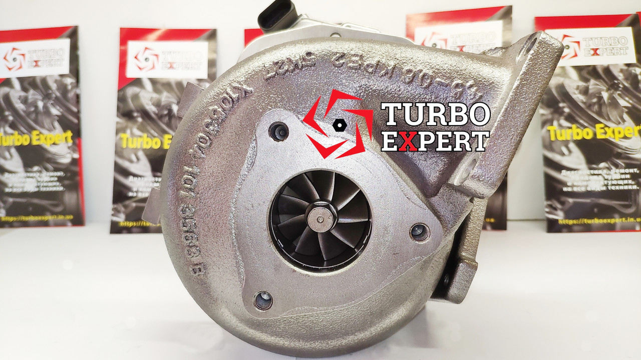 Турбина Audi A6 3.0 TDI (C6) 233 HP 53049880054, 53049700043, ASB, BKS, BNG, 059145702M, 2004-2008