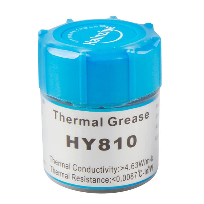 Термопаста HY810 4.63 Вт/Мк 10 грамм в банке