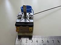 Термостат (+185°C) 72553, TS-1364, 55.13039.102 для фритюрницы Kogast (Kovinastroj) EF-40, EF-60, фото 3