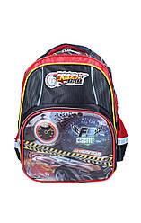 Ранец-рюкзак 2 отделения 38*28*19см CLASS 9744