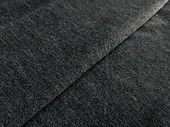Вискозный трикотаж джерси, темно-серый
