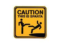 Патч 8FIELDS Sparta