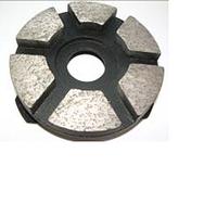 Фреза для CO-199, для грубого шлифования бетона и мозаичных полов(слабый, среднепрочный бетон)