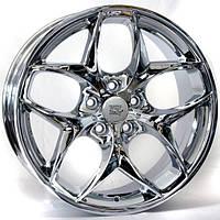 Литые диски WSP Italy BMW (W669) Holywood R20 W11 PCD5x120 ET37 DIA74.1 (chrome)
