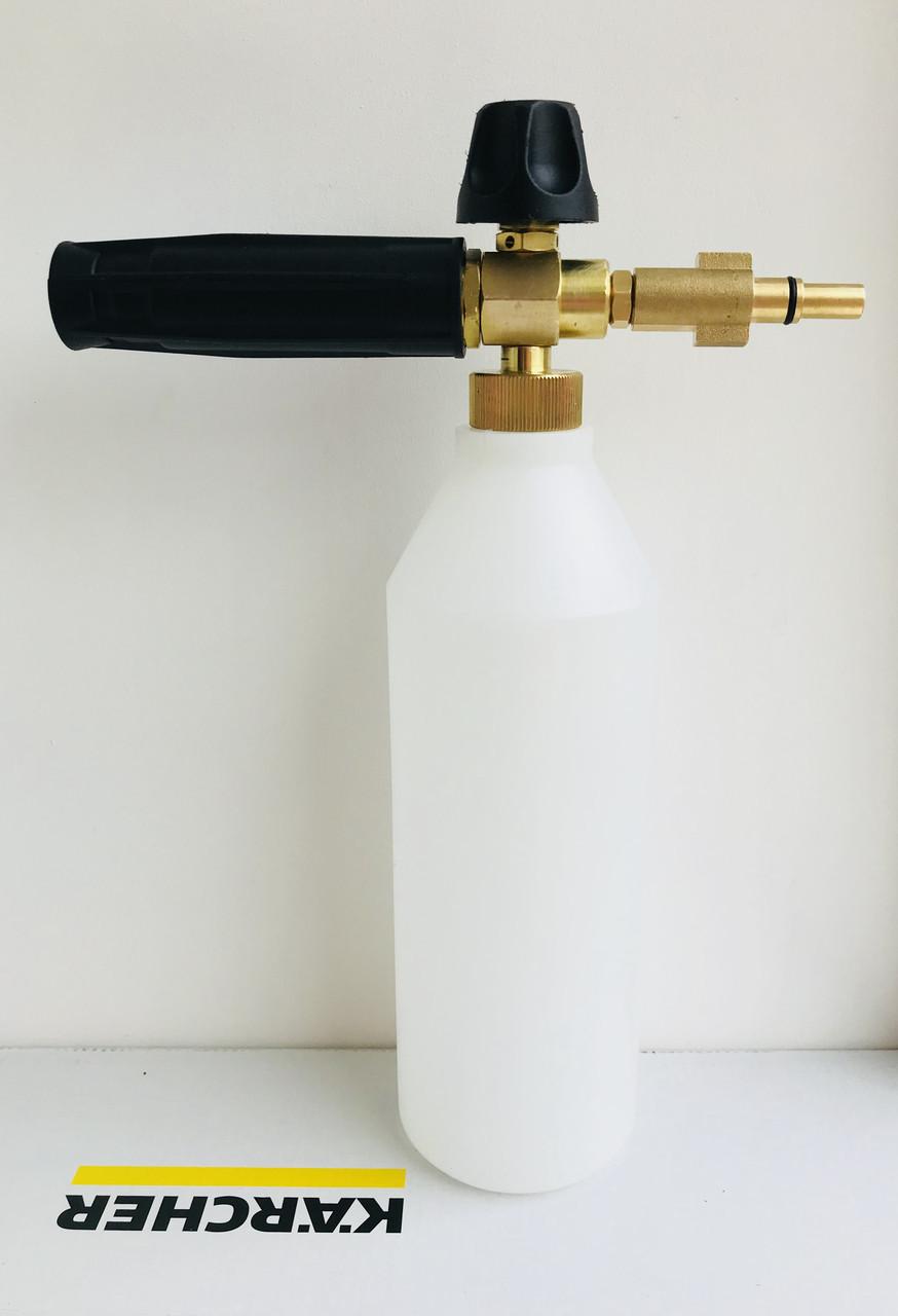 Пенная насадка P.A. 1л (Италия)для Bosch New, Black & Decker, Makita, MacAllister