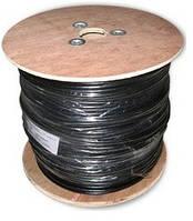 RG660+2*0.50 Коаксиальный кабель с питанием
