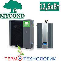 Тепловой насос воздух-вода MYCOND 12,6 кВт, фото 1