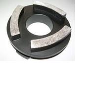 Фреза для CO-199, для грубого шлифования бетона и мозаичных полов(прочный бетон)