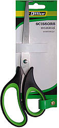 Ножницы 20,3см универс эргоном резин ручки 4-368 4OFFICE