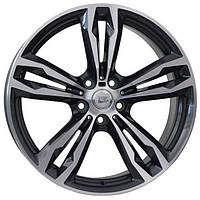 Литые диски WSP Italy BMW (W684) Orione R19 W8 PCD5x112 ET47 DIA66.5 (anthracite polished)