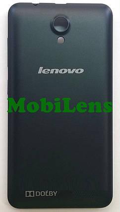Lenovo A319 Задняя крышка черная, фото 2