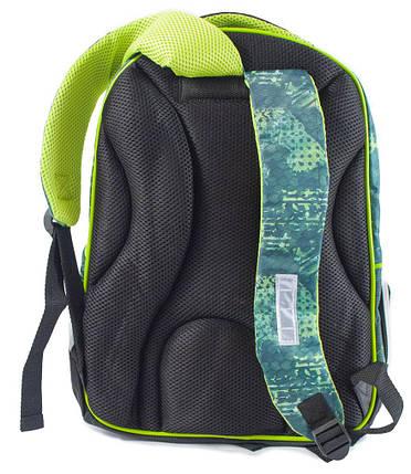 Ранец-рюкзак 2отд 38*28*19см PL CLASS арт 96002, фото 2