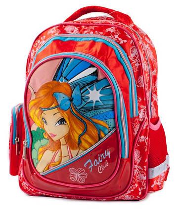 Ранец-рюкзак 2отд 38*28*19см CLASS арт 9696, фото 2