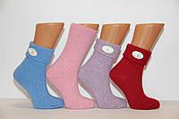 Женские носки шерстяные с отворотом Кардешлер, фото 1
