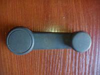 Ручка стеклоподъемника черная форд эскорт 5