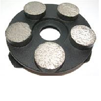 Фреза для CO-199, для  для грубого шлифования бетона (среднепрочный бетон)