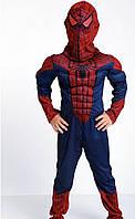 Дитячий Карнавальний Костюм Людина Павук з м'язами