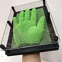 Экспресс-скульптор  PIN - ART Пин-арт большой 20 см (пластик) зеленый, фото 1