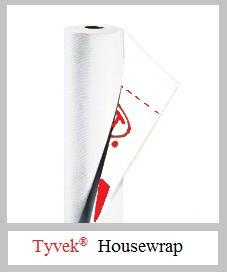 Мембрана Tyvek Housewrap