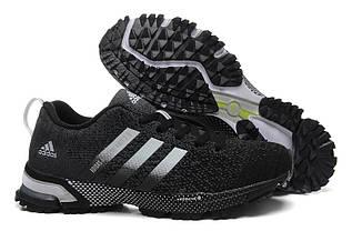 Кроссовки мужские Adidas Adizero Knit 2.0 / ADM-287 (Реплика)