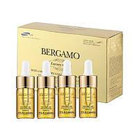 Bergamo Набор ампульных сывороток с золотом Gold Ampoule Set