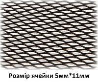 Сітка декоративно-захисна для радіатора 100*20см №3 в упаковці