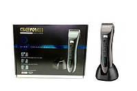 Машинка для стрижки волос аккумуляторная Gemei GM-820 простая в использовании