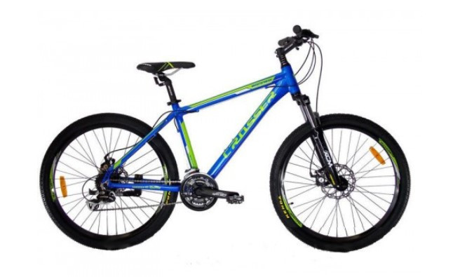 Велосипед 26*Banner-1*19 New Crosser