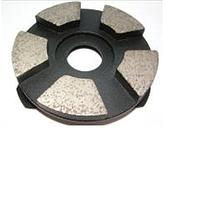 Фреза для CO-199, для  для грубого шлифования бетона, мозаичных полов (среднепрочный бетон)