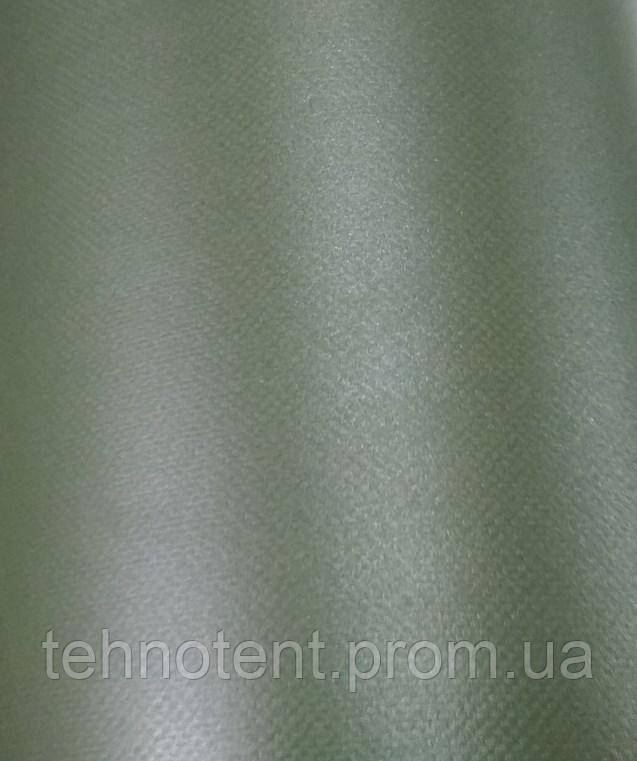 Тентовая ткань ПВХ Хаки (матовый) 650