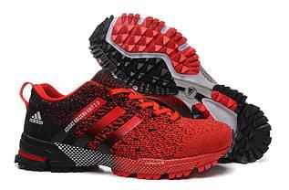 Кроссовки мужские Adidas Adizero Knit 2.0 / ADM-288 (Реплика)