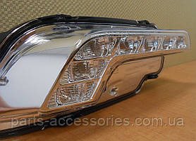 Mercedes E-Class W212 W 212 LED диод туманка ходовой огонь в бампер новый оригинал